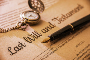 Last Will and Testament - Law Office of Russell M. Blood